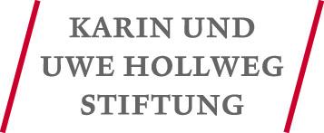 Karin und Uwe Hollweg Stiftung Logo