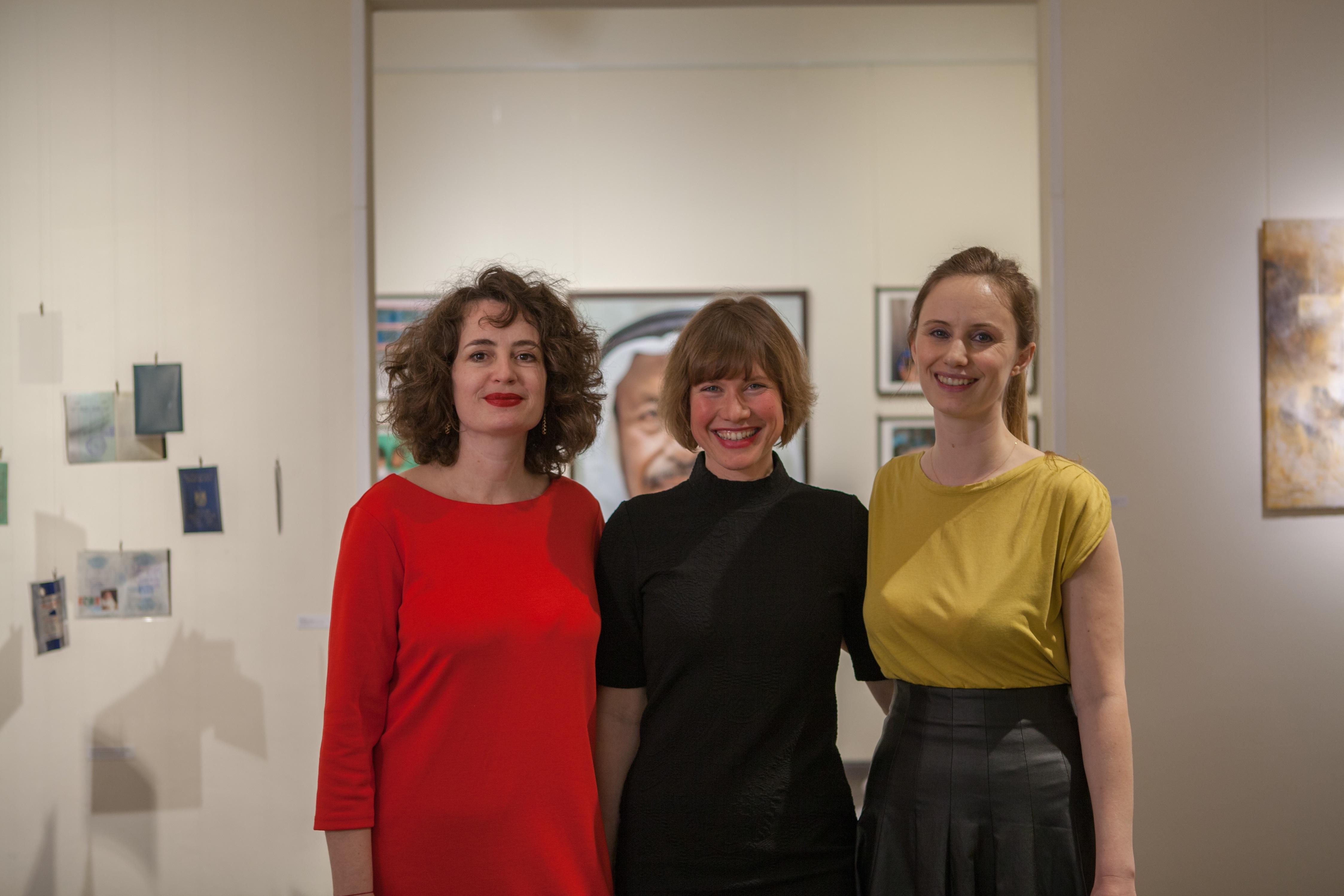 Where ART you from | Kuratorinnen König, Fritz und Mohrdiek