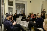 Where ART you from | Diskussion über Flüchtling auf Lebenszeit
