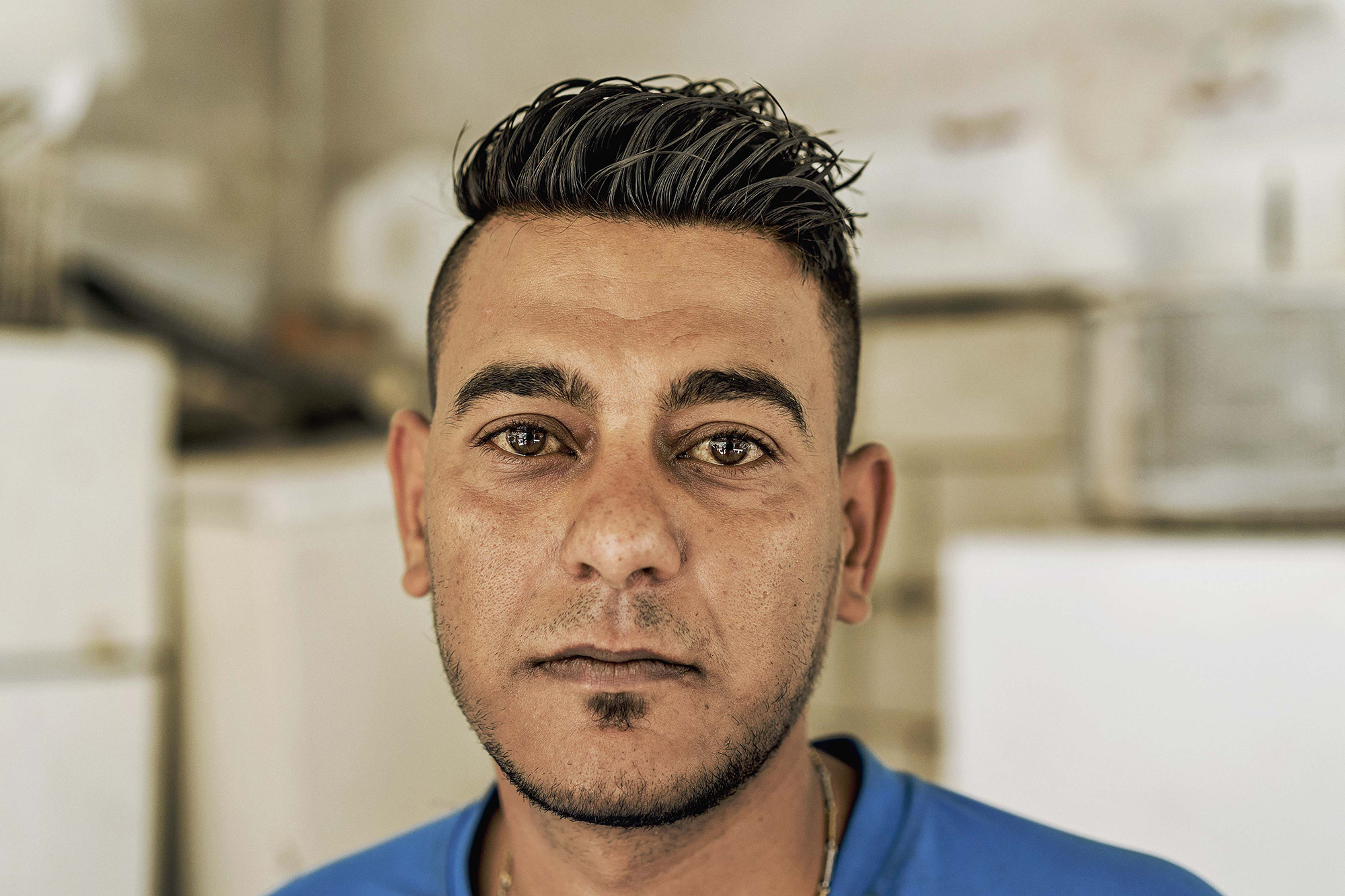 Where ART you from | Ali Kanaan | Electrical Worker