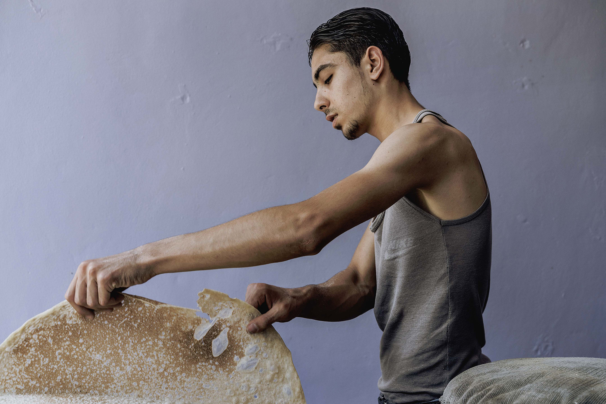 Where ART you from | Ali Kanaan | Making Bread